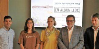 Nuria Fernández, artista de Torrent