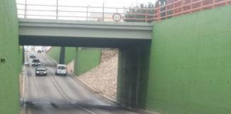 Paterna restablece al tráfico las vías cerradas por la gota fría