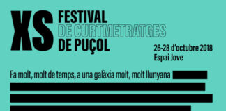 Un total de 27 cortos compiten en las tres secciones del festival XS Puçol 2018