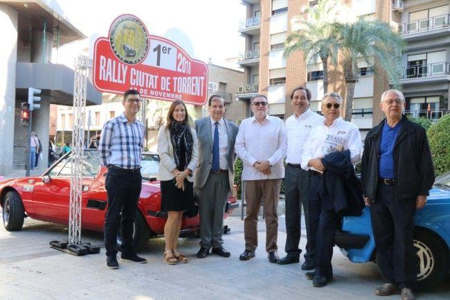 Rally Ciutat de Torrent