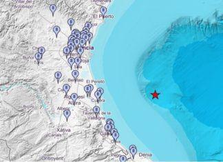 terremoto golfo de valencia
