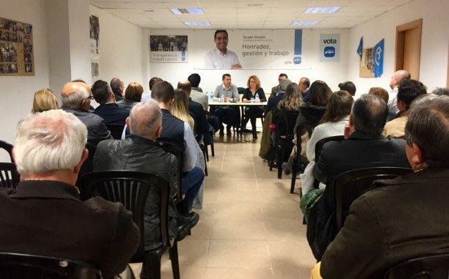 Adusara reunion PP Horta Sud