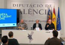 Diputació impulsa una red de colaboración público-privada para retener el talento joven junto al IVAJ y Labora