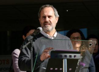 El regidor de Cultura de Paiporta Alberto Torralba