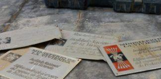 Foios placas antiguas Ministerio de Vivienda