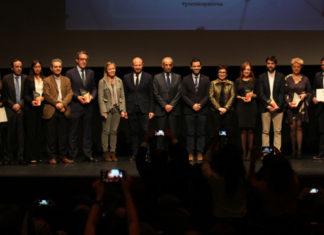 Ganadores Premios Paterna Ciudad de Empresas 2017