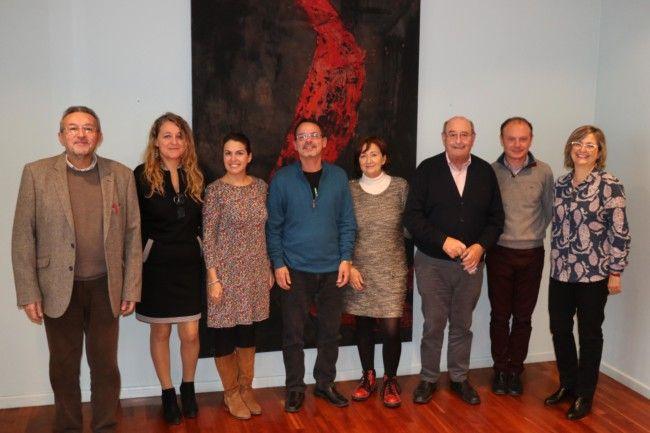 Jurado Premis Literaris Torrent