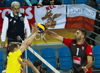 Mario Bernaola arbitro Albuixech voleibol