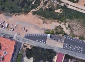 Massanassa parking