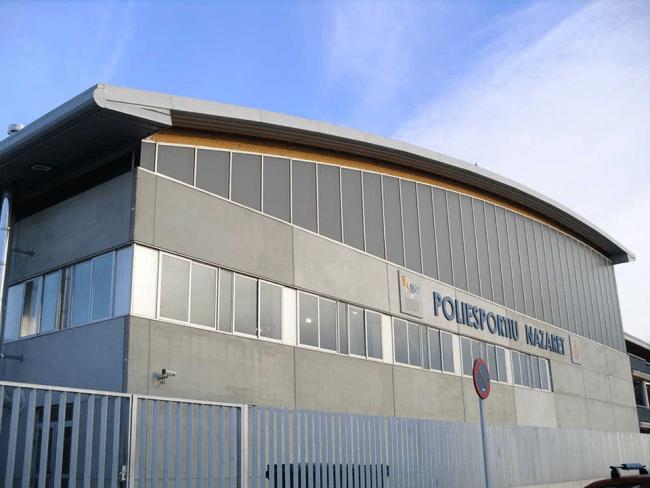 Polideportivo municipal Nazaret