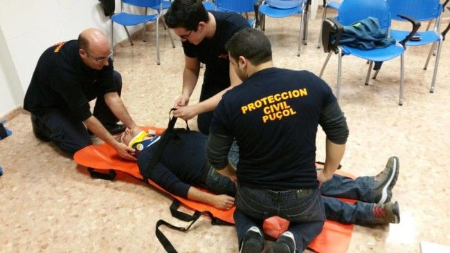 Protección Civil Puçol