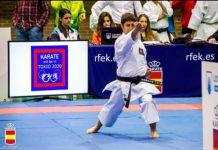 Carlos Huertas, bronce en el Campeonato del Mundo con la Selección Española de parakárate