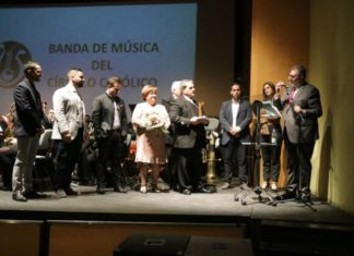 Torrent homenaje José Antonio Tabla Morillo