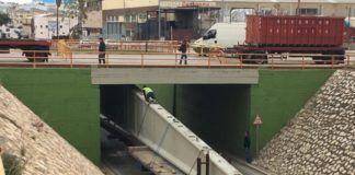 Viga Túnel fuente del Jarro
