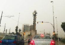 lluvia Burjassot