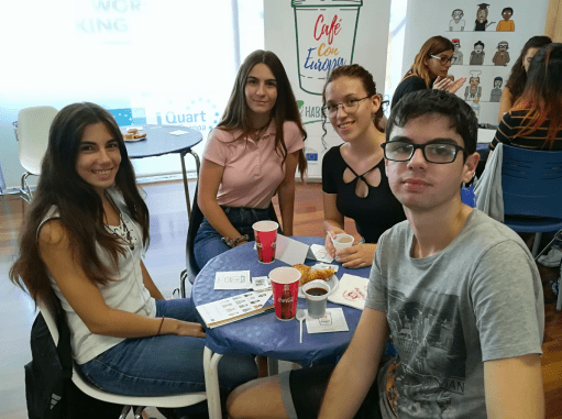 L'IES Riu Túria de Quart de Poblet rep la distinció d'Escola Ambaixadora del Parlament Europeu