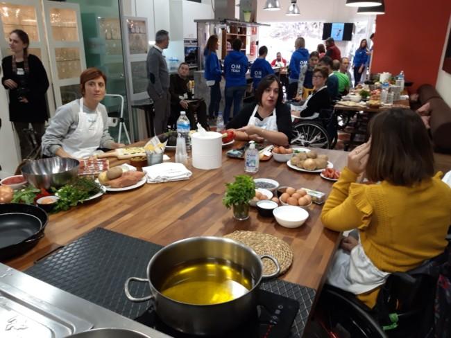 El i concurso de cocina sobre ruedas llen el valencia - Valencia club cocina ...