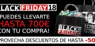 Black Friday de ElectroCosto