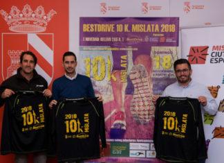 Más de 1 200 corredores tomarán las calles de Mislata el próximo domingo en la tradicional 10K del municipio