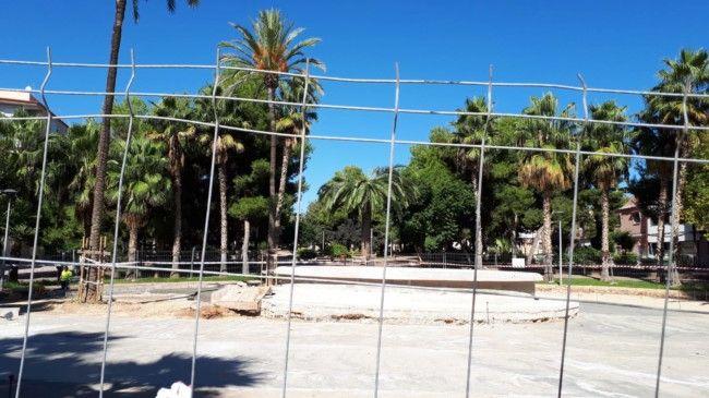 Parque cerrado