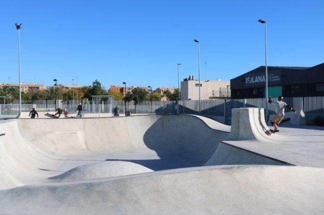pista skate Quart de Poblet
