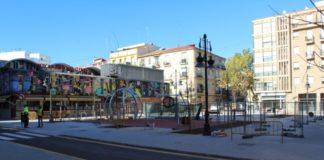 Finalització obres Plaça Rojas Clemente