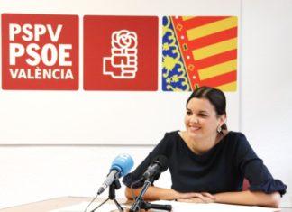PSPV Valencia Sandra Gómez