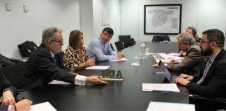Albal reunión ADIF futura estacion Renfe