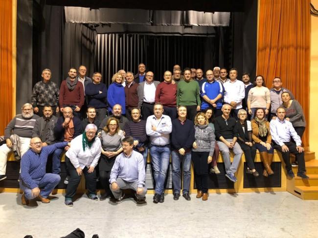 Assemblea eleccio President Comarcal L'Horta Nord 2018