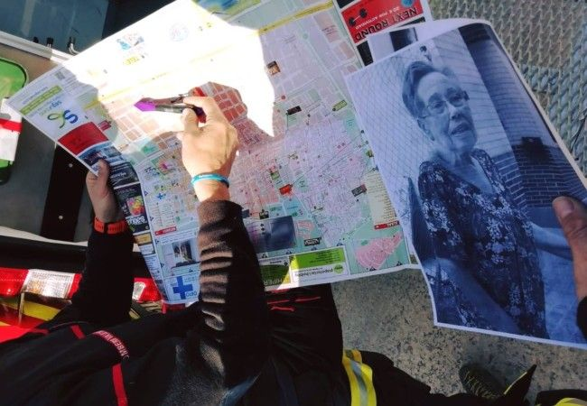 Busqueda mujer desaparecida Massanassa