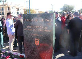 Torrent celebra los 40 años de la Constitución con un homenaje a las víctimas del terrorismo