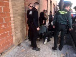Detenido robo Moncada