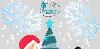 Fiesta de Navidad Lloma Llarga 2018
