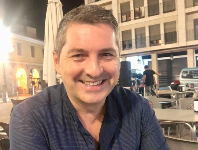 Natxo Temiño se afilia a Contigo tras dejar Democrates Valencians