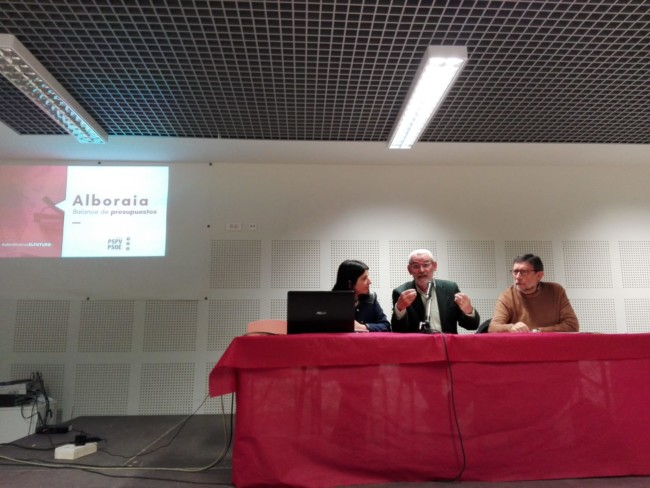 PSPV Alboraia - Balance Generalitat