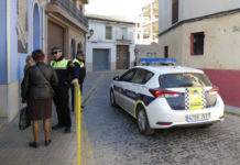 Policia Local Alboraya