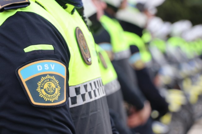 Policia local de valencia