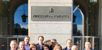 alcaldes linea c3 reunion ministerio Fomento