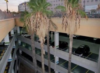 aparcamiento san cayetano Manises