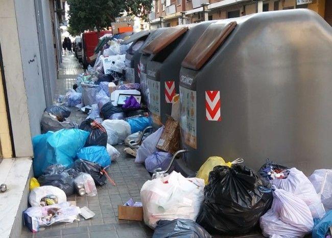 basura Quart de Poblet