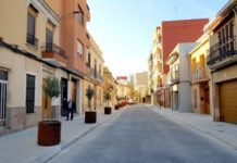 carrer del pi de Torrent
