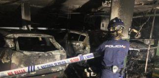 incendio mislata policia nacional