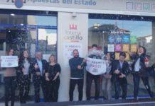 loteria castillo quinto premio lotería navidad 2018
