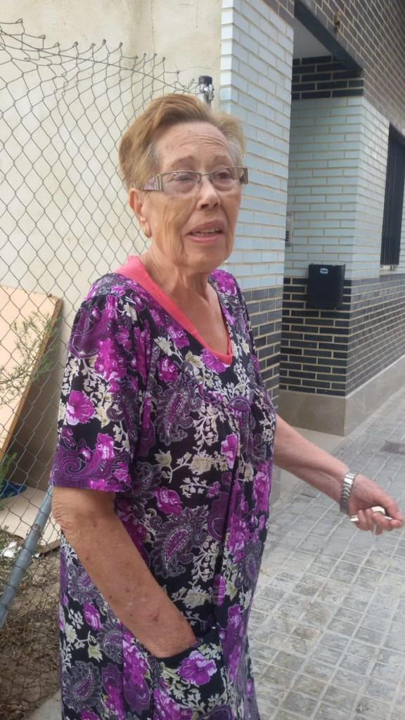 mujer Massanassa desaparecida