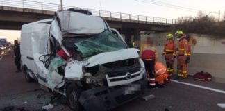 paterna accidente a-7