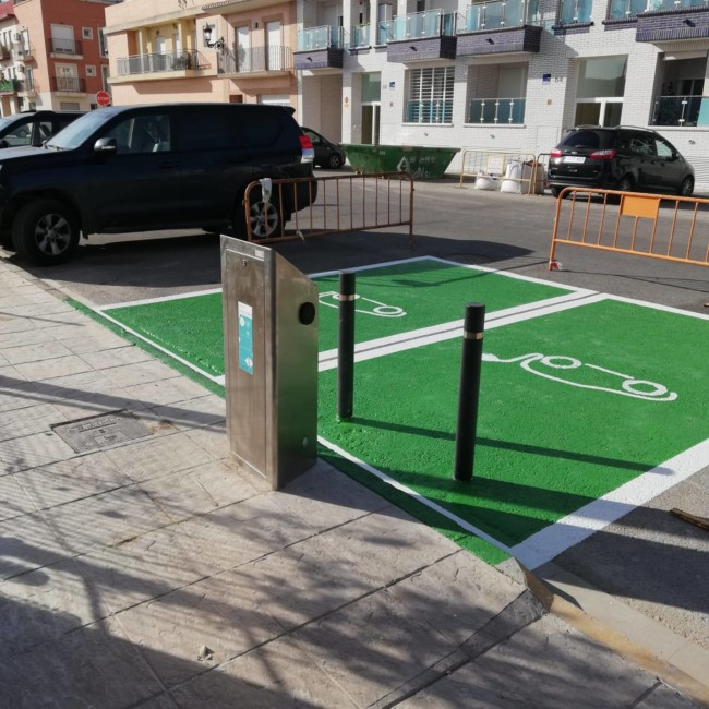 punts recarrega vehicles electrics Rafelbunyol
