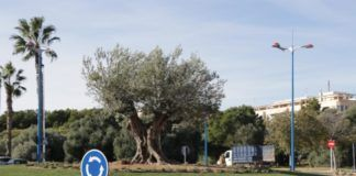 Nueva Plaza de la paz de Torrent