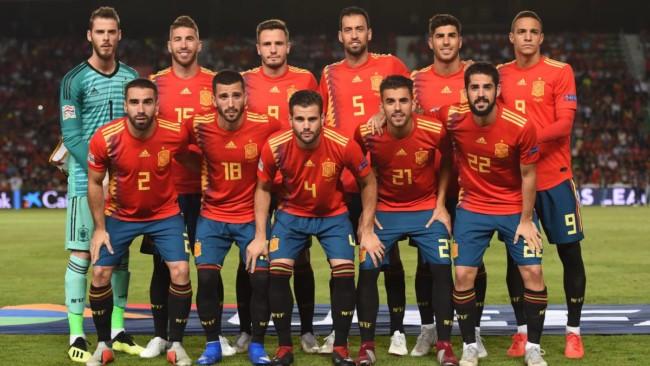 seleccion española de futbol