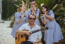 El TAC de Catarroja recibe el mejor swing de la banda Peter Gun and The Paper Hats.
