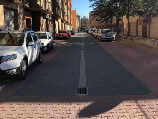 Massanassa. calle Torrent